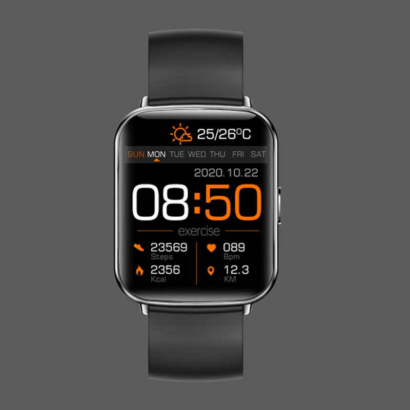 Smart Watch SpO2 Blood Pressure Blue Smart Phone Tooth Call Sport Gift Watch Android Smart Watches