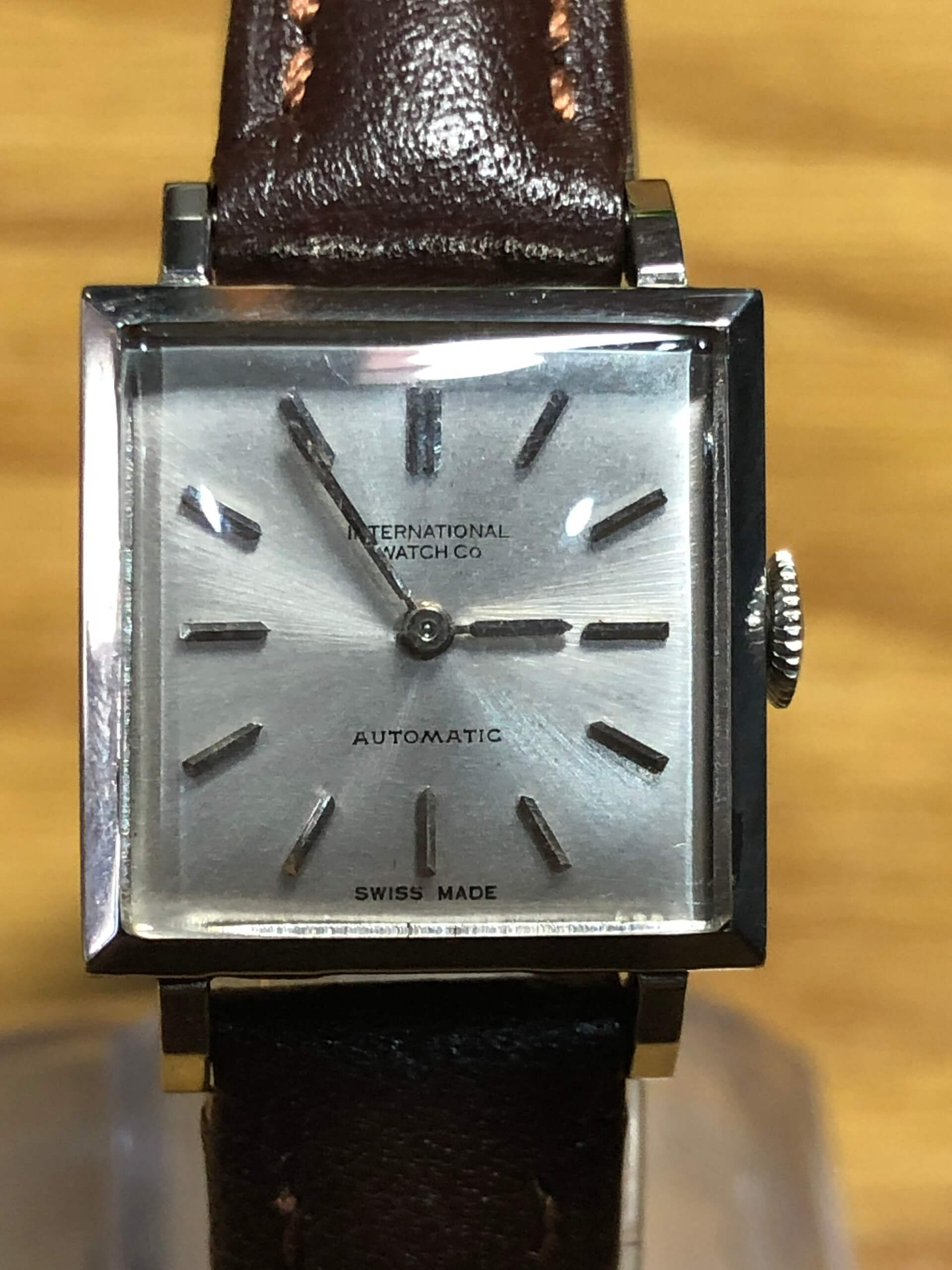 IWC AUTOMATIC Ref.166045 for lady